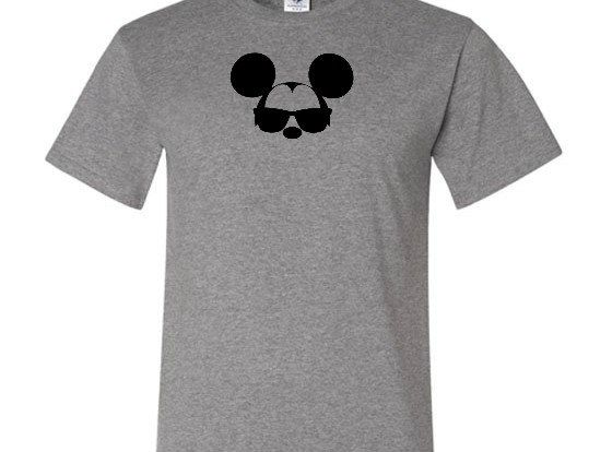 Adult Disney Shirts Mickey Mouse Disney Disney by MamaAndMeCrafty