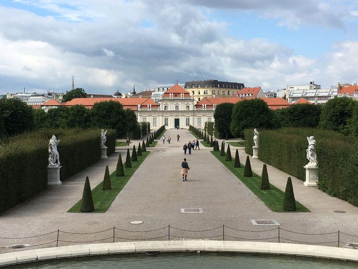 27/6/2016 - Palazzo Belvedere - Vienna