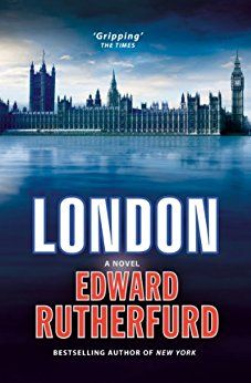 London by Edward Rutherfurd. London has perhaps the most remarkable history of any city in the world. Now its story has a unique voice. In this novel Edward Rutherfurd takes the reader on a magnificent journey across sixteen centuries from the days of the Romans to the Victorian engineers of Tower Bridge and the era dockland development of today. Through the lives and adventures of his colourful cast of characters he brings all the richness of London's past unforgettably to life. #epicread