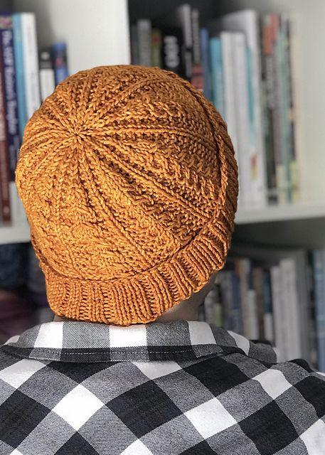 cb909f6a4ac Minerva Hat pattern by Jen Lucas