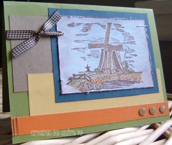 First Netherlands Cards