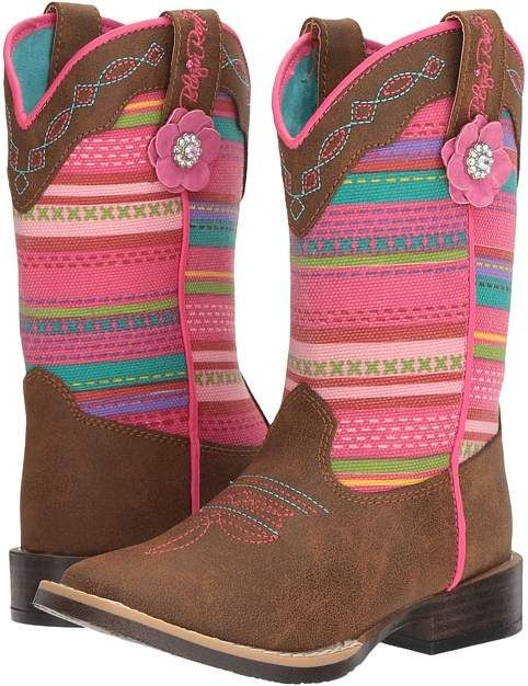 f26bec371bb2 M F Western Kids - Camilla Girls Shoes. These are so cute