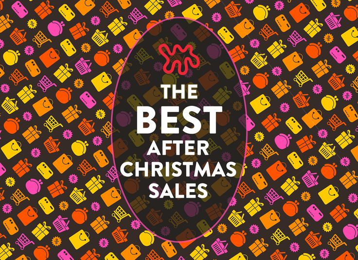 Get Yourself a Present: The Best After-Christmas Sales