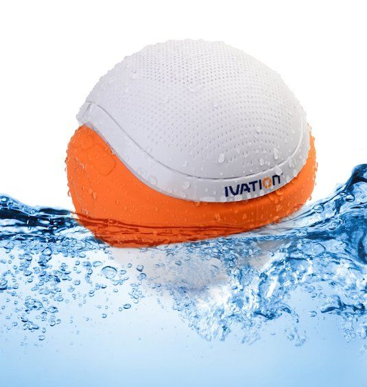 #13. Waterproof Floating Speaker -- 17 Awesome Products That Will Make This Your Best Summer Ever