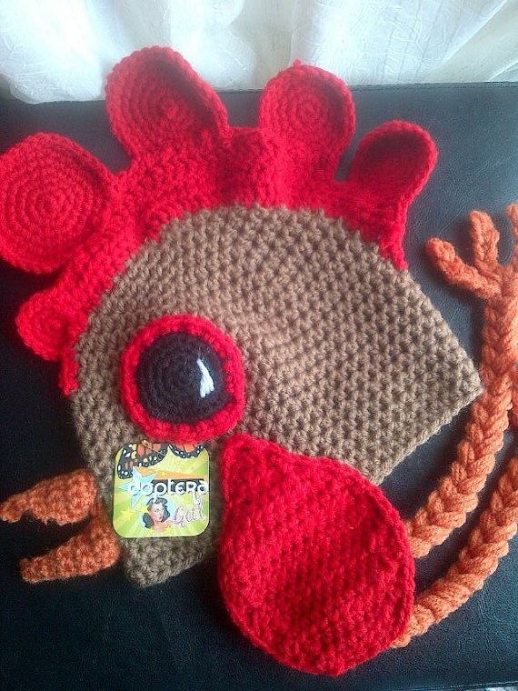 244 Best Crochet Hats Images On Pinterest