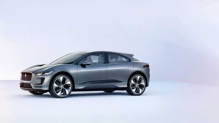 The I-PACE Concept SUV represents a defining moment in Jaguar history as the brand enters into the accelerating world of electric vehicles.