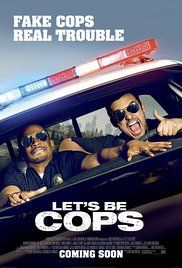 Lets Watch A Movie Meme. Two struggling pals dress as police officers for a costume party and become neighborhood sensations. But when these newly-minted heroes get tangled in a real life web of mobsters and dirty detectives, they must put their fake badges on the line.