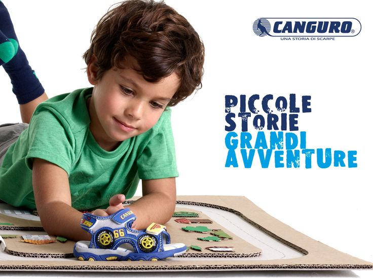 Piccole storie grandi avventure con Cangurokids  >>> http://www.cangurokids.it/  #scarpe per #bambini e #bambine