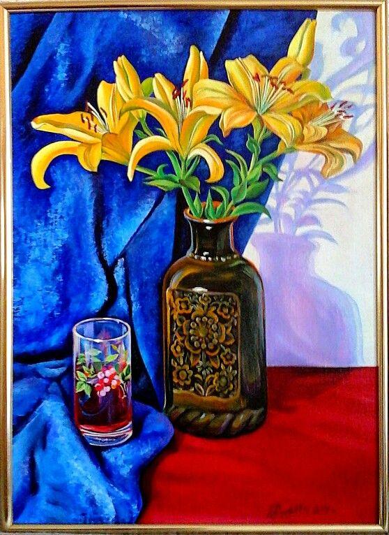 Sergey Romanov масло, холст, картон 2014 г. ( 510×370 )