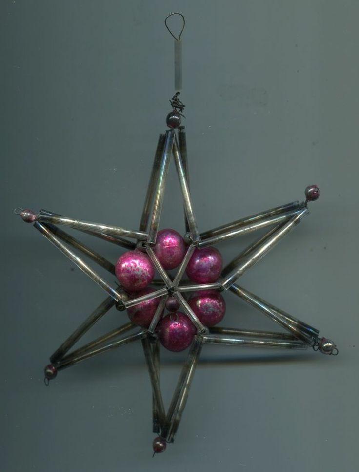 1000 bilder zu antique gablonzer tree ornaments auf. Black Bedroom Furniture Sets. Home Design Ideas