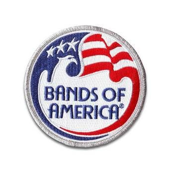BOA Bands of America Logo Patch