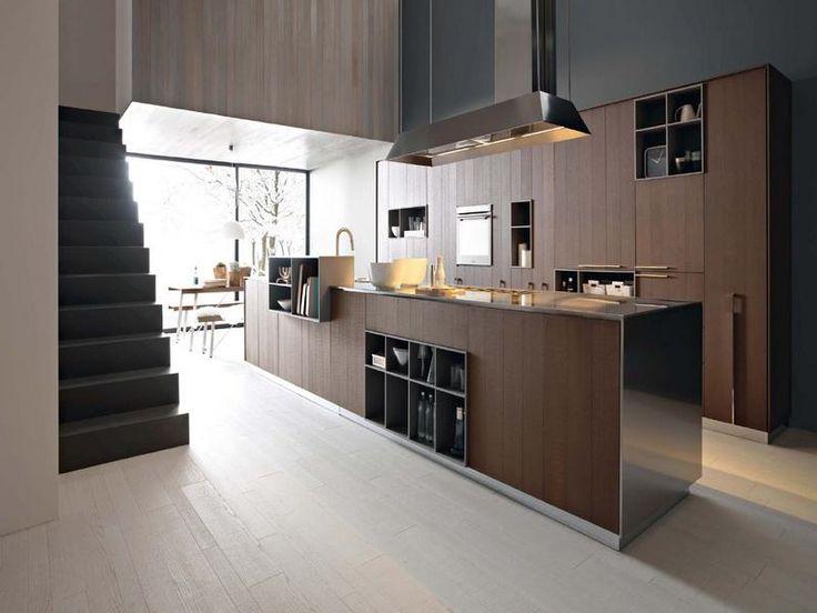 Dark Modern Kitchen 25 best modern cesar kitchen images on pinterest   kitchen themes