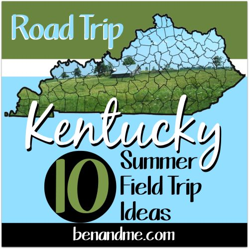 Us Road Trip Ideas: 97 Best Kentucky Family Fun And Attractions Images On