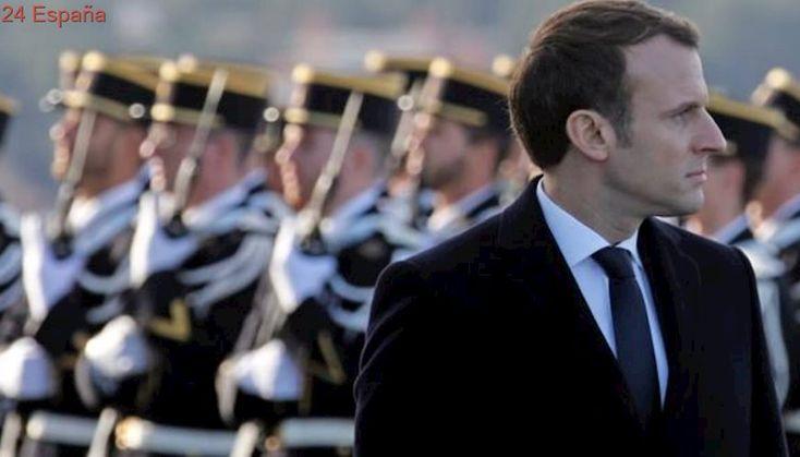 Macron confirma que restablecerá el servicio militar obligatorio en Francia