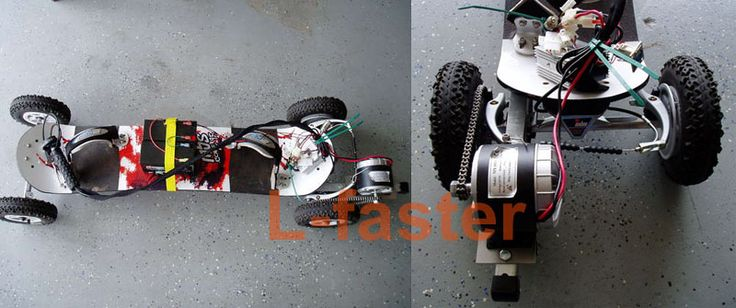 Best 20  Electric skateboard kit ideas on Pinterest  Skate electric, Automatic skateboard and