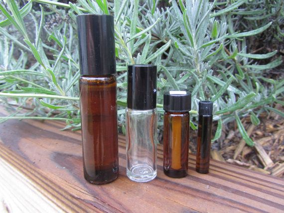 Patchouli Perfume Oil by spentdandelion on Etsy