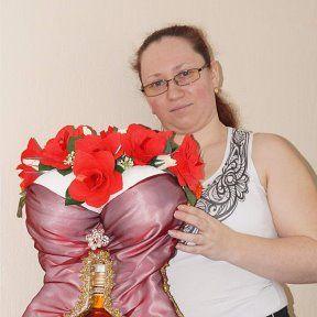 Ирина Русова (Пенкина)