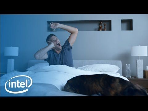 Tom Brady Stars in New Intel Superbowl Commercial