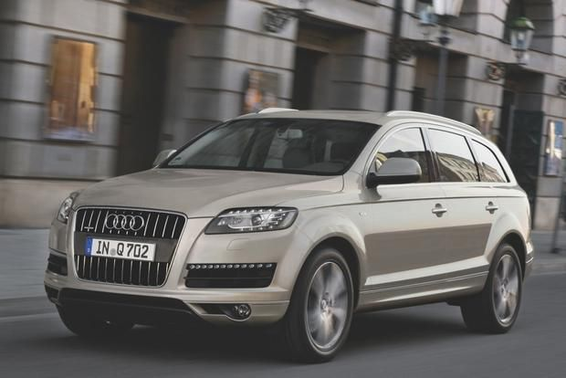 Top Fuel Efficient Suvs And Minivans With 3 Row Seating Featured Image Large Thumb4 Audi Q7 Fuel Efficient Mini Van Top Fuel