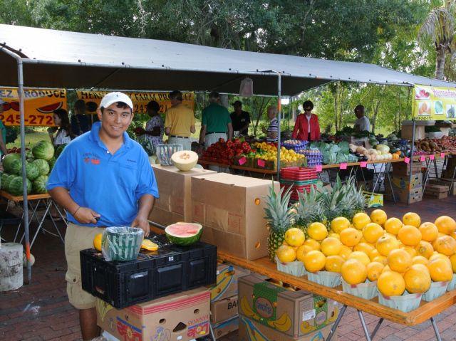 Sunday is a market day @ Punta Gorda History Park Farmers and Artisans Market in Punta Gorda, Florida 9am - 2pm http://www.farmersmarketonline.com/fm/HistoryParkFarmersMarket.html