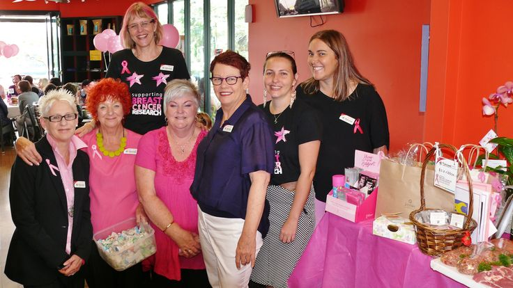 Fundraiser for breast cancer 2015