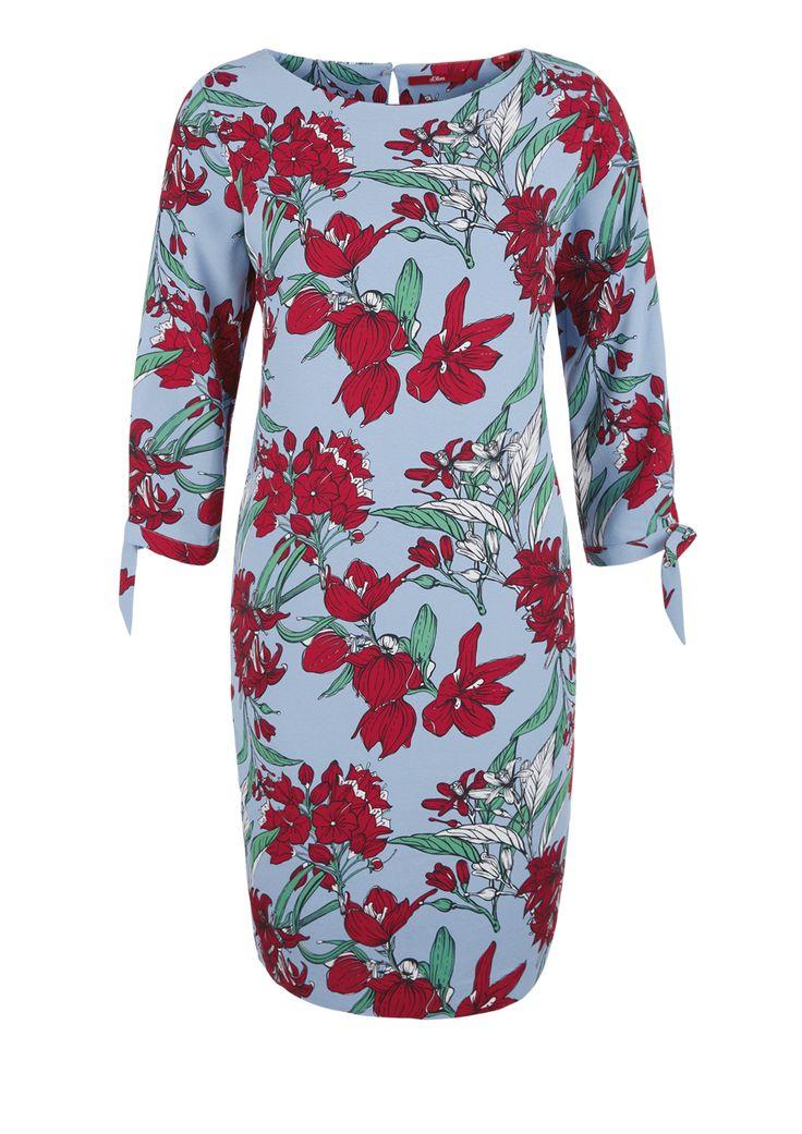 Crêpe-Kleid Jetzt bestellen unter: https://mode.ladendirekt.de/damen/bekleidung/kleider/sonstige-kleider/?uid=328e947d-1c22-5728-ad35-3063b71a3ee1&utm_source=pinterest&utm_medium=pin&utm_campaign=boards #sonstigekleider #damen #casual #kleider #bekleidung Bild Quelle: soliver.de