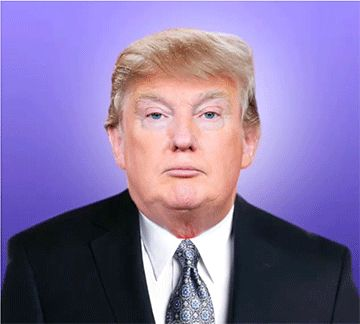 I couldn't resist Sorry Donald!!lol