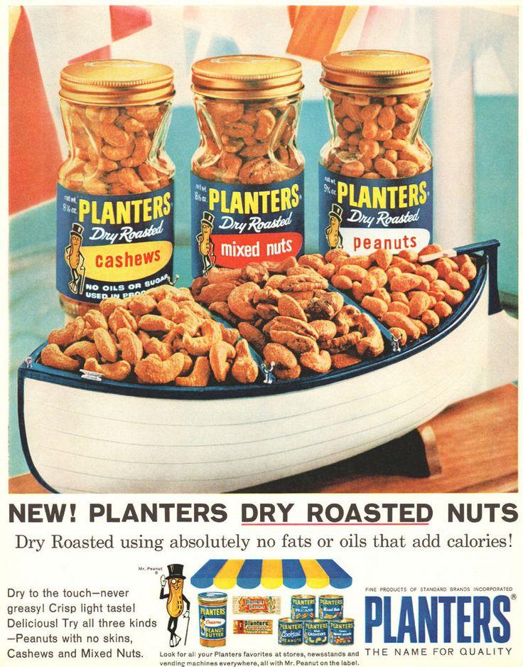 Resultado de imagem para nuts of various kinds 1960s