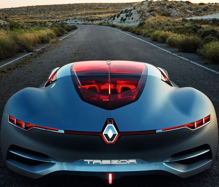 352 Best Images About Renault Concept Cars & Prototypes On