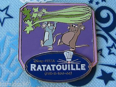 DSF-Disney-Soda-Fountain-LE-Trading-Pin-Remy-Emile-Ratatouille-Celery-55734