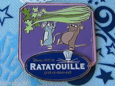 DSF-Disney-Soda-Fountain-LE-Trading-Pin-Remy-Emile-Ratatouille-Celery-55734