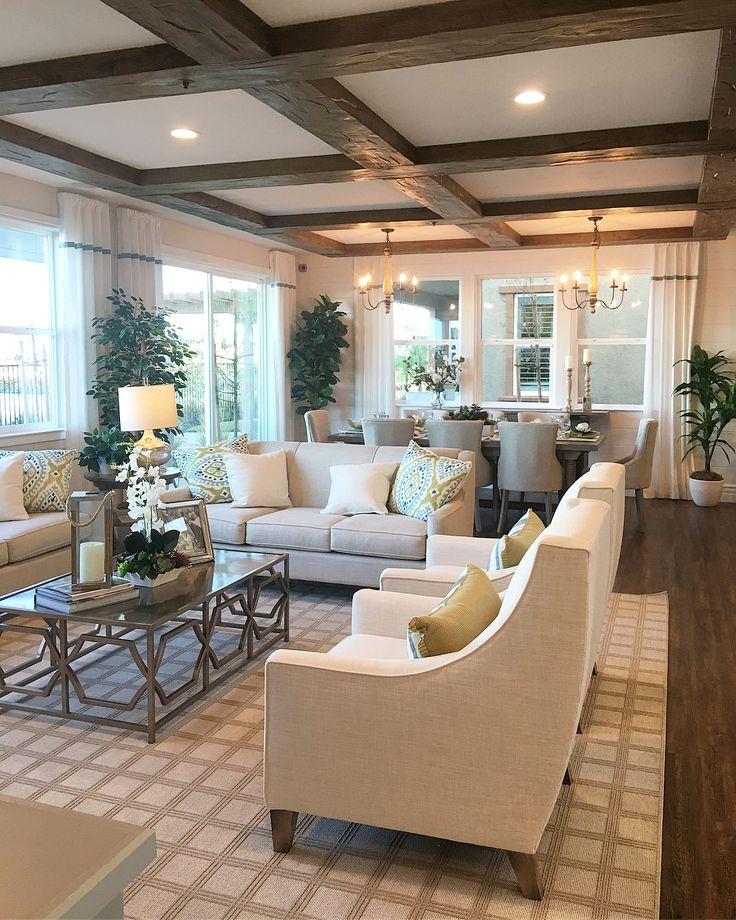 371 best Open Floor Plan Decorating images on Pinterest ...