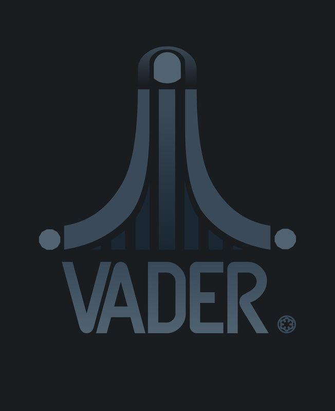 Vader Atari - Star Wars