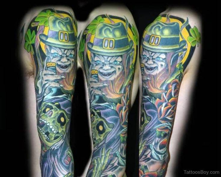 Leprechaun Tattoos | Tattoo Designs Tattoo Pictures | Page 5