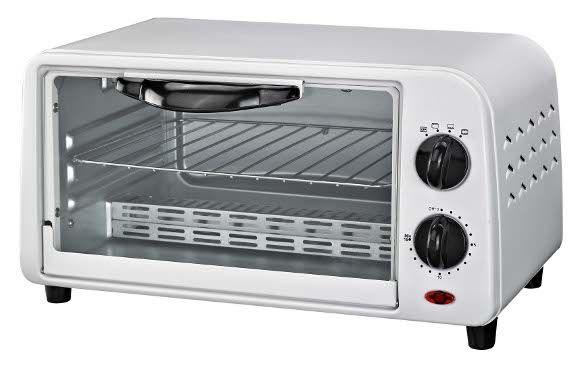 Consejos para limpiar tu horno eléctrico