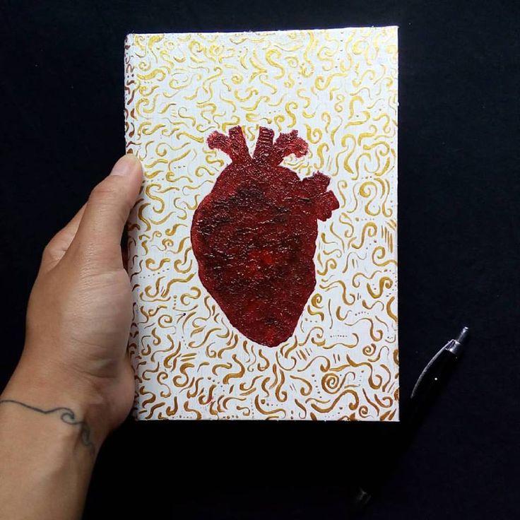 """JOYARTE. """"Acima de tudo, guarde o seu coração, pois dele depende toda a sua vida."""" pv 4:23  Biblia e arte profética <3 @artesjoy"""