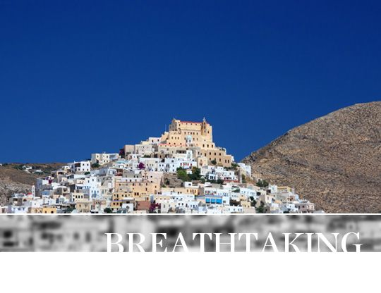 Ano Syros, breathtaking view