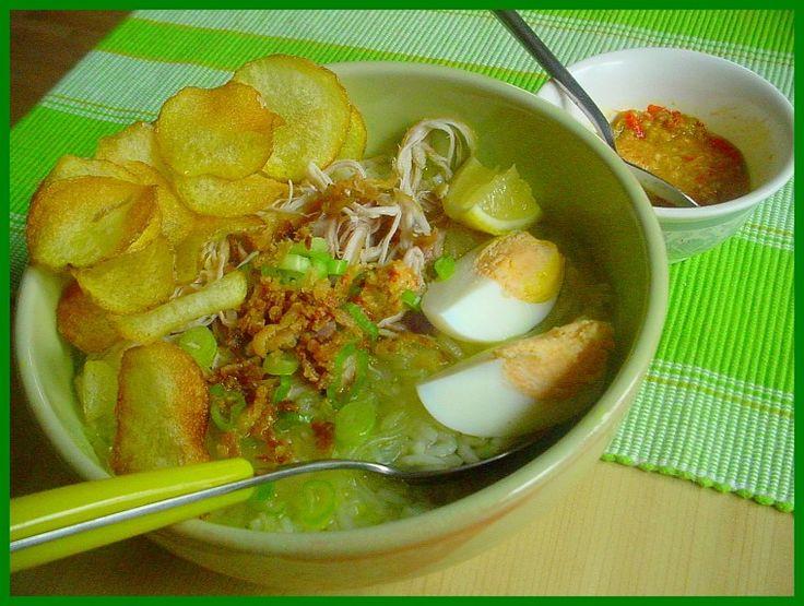 INDONESIAN FOOD - Soto Ayam