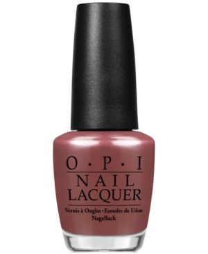 Opi Nail Lacquer, Chicago Champagne Toast - Chicago Champagne Toast