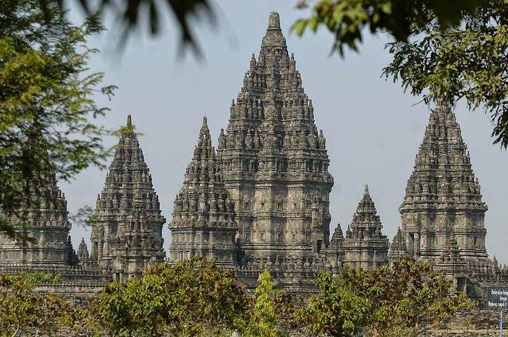 Sejarah Bangunan Candi Prambanan Yogyakarta