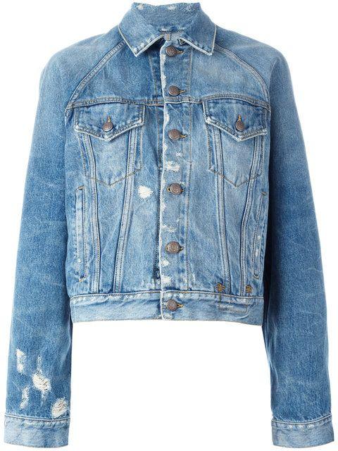 Shop R13 Brunel denim jacket.