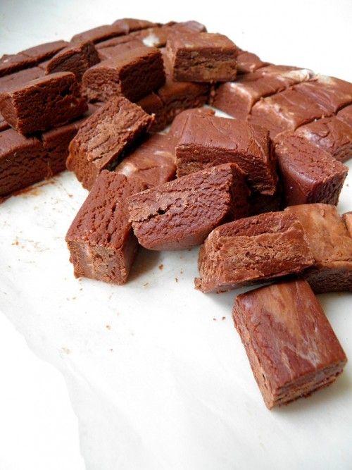 Étcsokoládés karamella