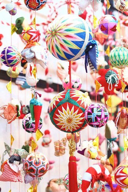 kind of Japanese lattern in festival for childrens