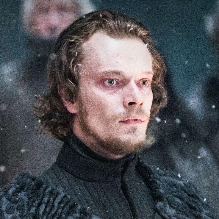 Theon Greyjoy - Game of Thrones