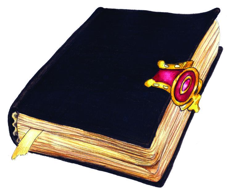 The Manuscript art by Khan Wilson