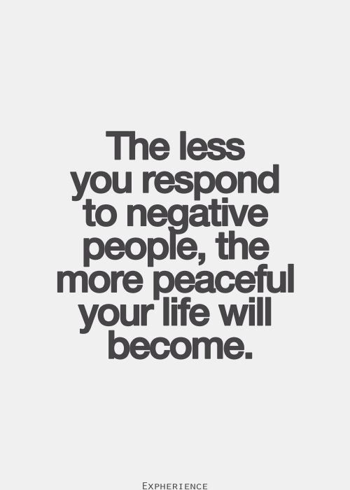 Avoid them like the plague ✌️and if you can't face it once and then move on