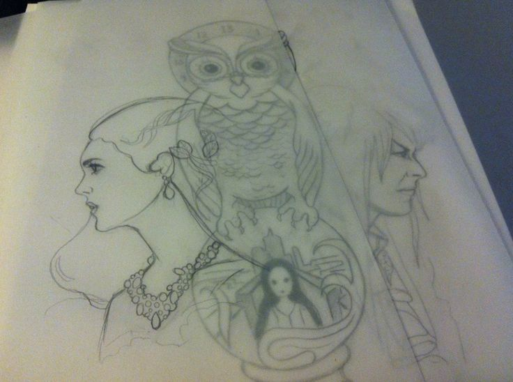 Simple Labyrinth Movie Tattoo: 154 Best Nerd Tattoos Images On Pinterest