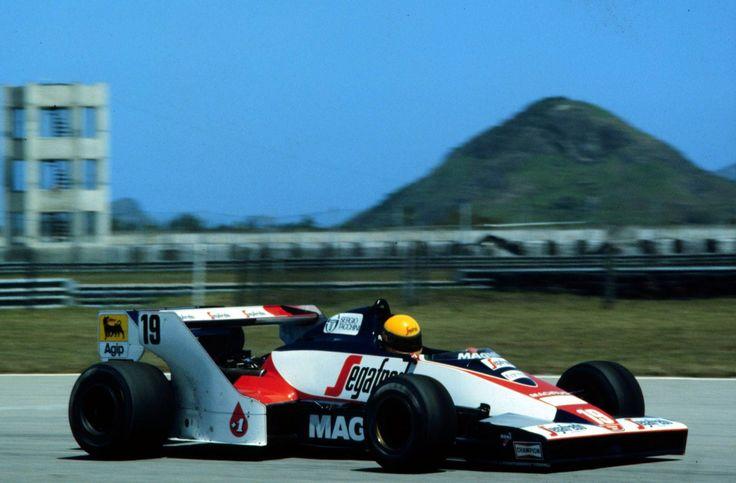 Ayrton Senna (Toleman-Hart) Grand Prix du Brésil - Jacarepaguá - 1984 - Formula 1 HIGH RES photos (Old and New).