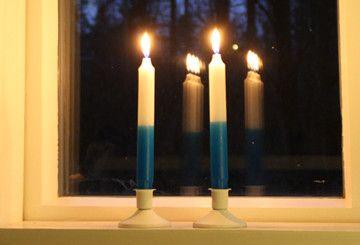 #Itsenäisyyspäivä #kynttilä #Itsenäisyyspäiväkynttilä