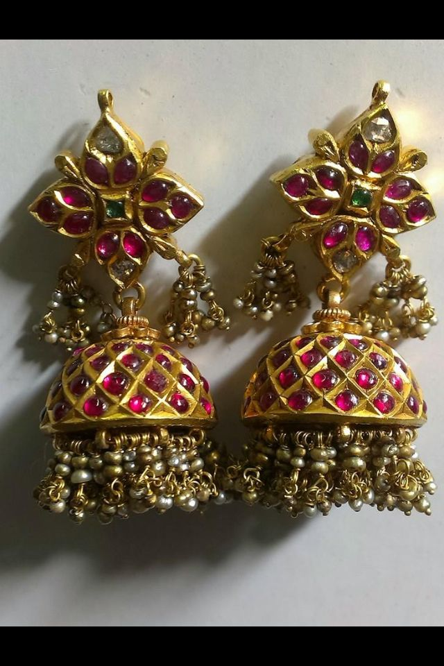 Indian traditional earring